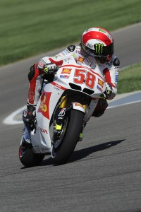 MotoGP Foto - Marco Simoncelli, San Carlo Honda Gresini