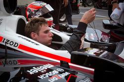 Race winner Will Power, Team Penske