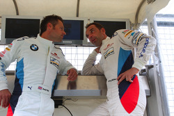 Andy Priaulx and Jörg Müller