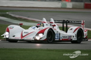 #41 Greaves Motorsport Zytek Z11SN - Nissan: Karim Ojjeh, Tom Kimber-Smith, Olivier Lombard