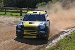 Daniel Oliveira and Carlos Magalhaes, Mini John Cooper Works WRC