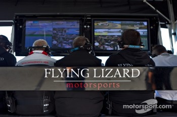 Flying Lizard team member