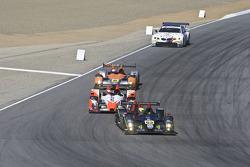 #63 Genoa Racing Oreca FLM09: Eric Lux, Elton Julian, Michael Guasch