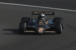 #5 Chris Locke, Lotus 79