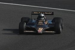#5 Chris Locke, Lotus 79