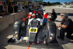 #89 Intersport Racing Oreca FLM09: Kyle Marcelli, Tomy Drissi, Chapman Ducote