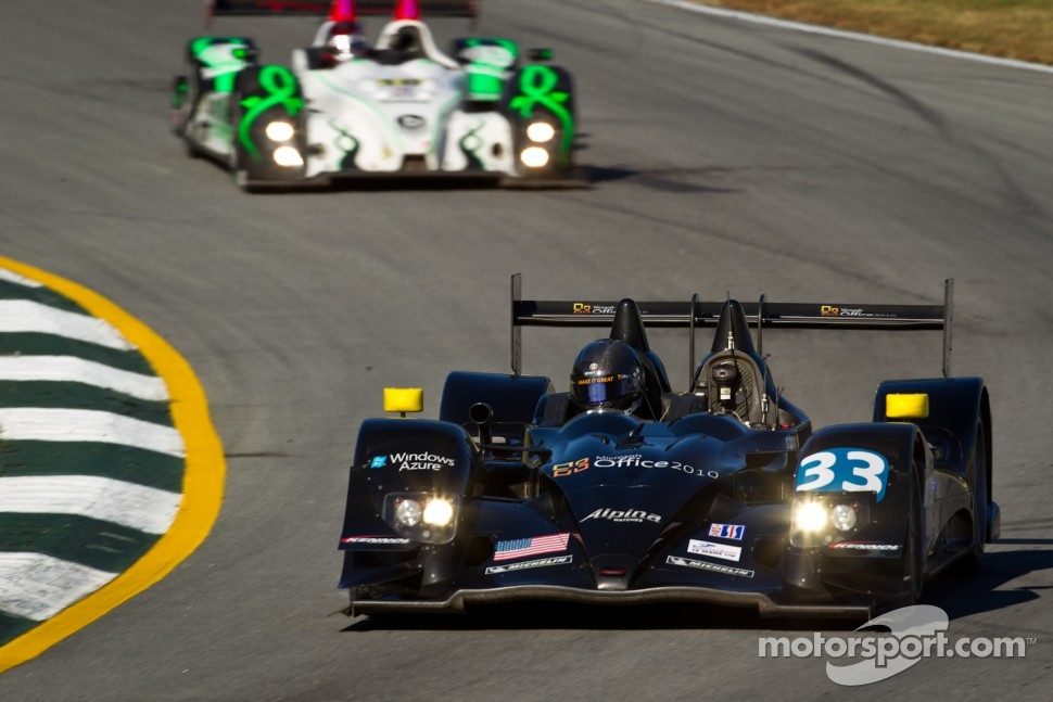 #33 Level 5 Motorsports HPD ARX-01g : Scott Tucker, Christophe Bouchut, Joao Barbosa