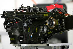 Force India Racing Team Technical detail gear box