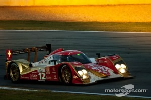 #12 Rebellion Racing Lola B10/60 Coupe Toyota: Nicolas Prost, Neel Jani, Andrea Belicchi