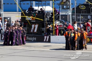 Crew for Denny Hamlin, Joe Gibbs Racing Toyota