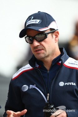 Uncertain times for Rubens Barrichello