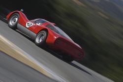 #48, Michael Reischl, 1966 Porsche 906