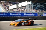 #25 Reitier Engineering Lamborghini Gallardo LP600: Max Nilsson/Henry Zumbrink