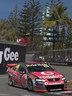 #888 TeamVodafone: Craig Lowndes, Andy Priaulx