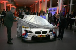 Unveiling of the BMW M3 DTM with BMW Motorsport Director Jens Marquardt