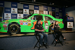 Stewart-Haas Racing announces that Danica Patrick will race in the 2012 Daytona 500