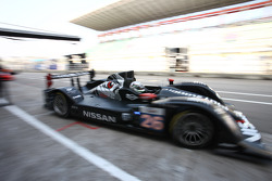#26 Signatech Nissan Oreca 03 - Nissan: Franck Mailleux, Lucas Ordonez, Jean-Karl Vernay