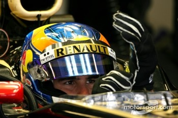 Robert Wickens, Team Lotus Renault