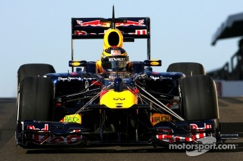 Jean-Eric Vergne, Red Bull Racing