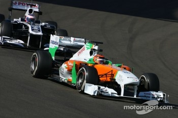 Max Chilton, Force India Racing Team