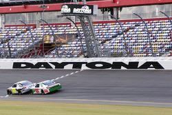 Jimmie Johnson and Dale Earnhardt Jr., Hendricks Motorsports Chevrolet