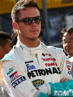#36 PETRONAS TOM'S SC430: Andre Lotterer