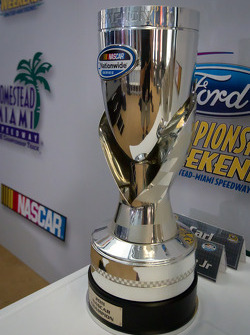 Championship contenders press conference: NASCAR Nationwide trophy