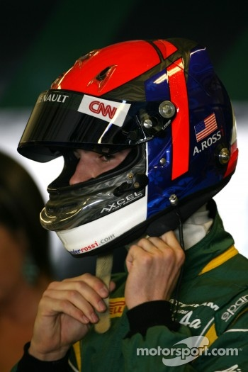 Alexander Rossi, Team Lotus
