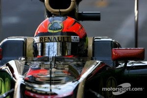 Romain Grosjean, Lotus Renault GP
