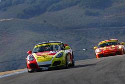 Randal Cassling 2009 Dunlop Porsche Cayman Interseries