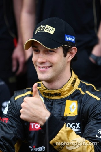 Bruno Senna, Lotus Renault GP
