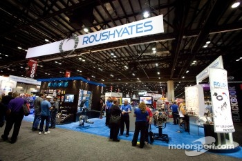 Roush Yates display