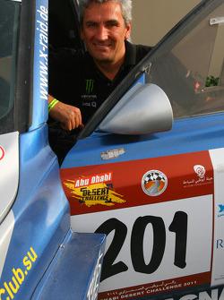 Leonid Novitsky, Abu Dhabi