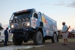 #523 Kamaz: Elgizar Mardeev, Viatcheslav Mizyukaev, Dmitry Sotnikov