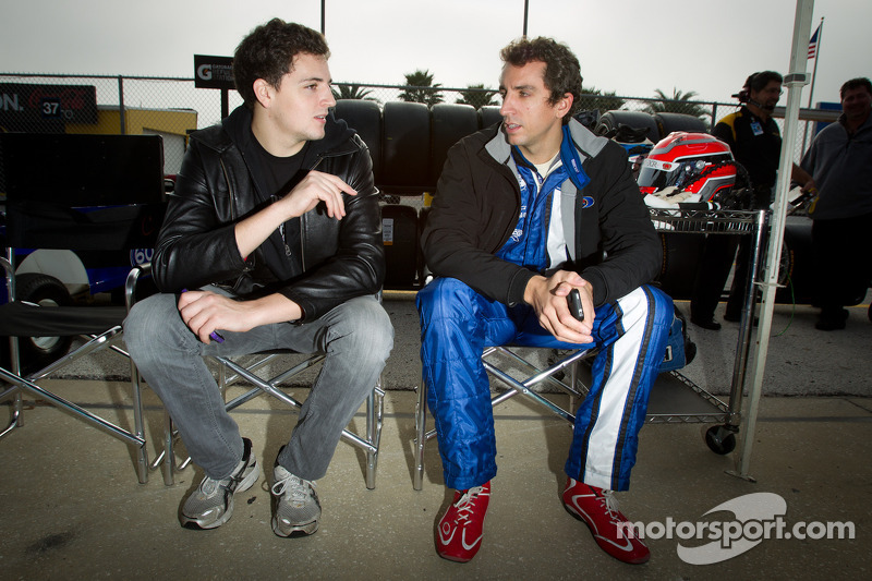 Stefan Wilson and Justin Wilson