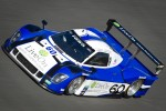 #60 Michael Shank Racing Ford Riley: Oswaldo Negri, John Pew, A.J. Allmendinger, Justin Wilson