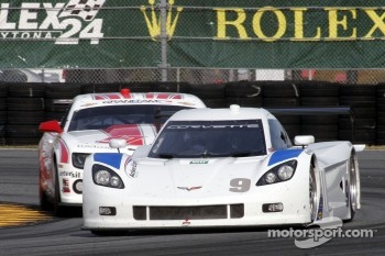 #9 Action Express Racing Chevrolet Corvette DP: Joao Barbosa, Terry Borcheller, JC France, Max Papis