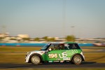 #196 RSR Motorsports Mini Cooper S: Ron Farmer, Jason Hart, Owen Trinkler