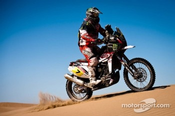 #7 Husqvarna: Paulo Goncalves