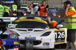 #126 Marcos Racing 1 Lotus Evora: Hal Prewitt, Richard Verburg, Alistair MacKinnon, Simon Atkins, Cor Euser