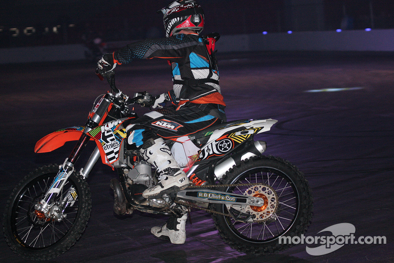 Motocross in Live Action Arena