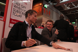 David Coulthard and Allan McNish