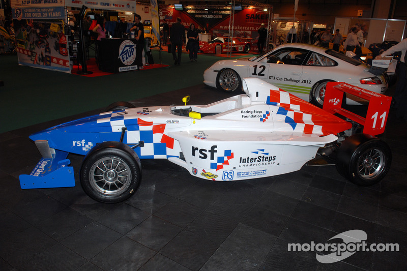Rsf Intersteps Championship Car At Autosport International Show Birmingham Nec