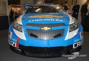 Rob Huff 2011 WTCC Chevrolet Cruze