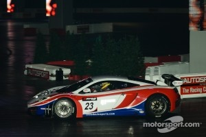 United Autosports McLaren MP4-12C GT3
