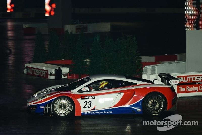 United Autosports McLaren MP4-12C GT3