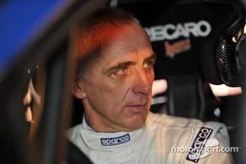 Francois Delecour, M-Sport Ford World Rally Team