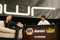 Clint Bowyer, Michael Waltrip Racing Toyota and Michael Waltrip, Michael Waltrip Racing Toyota