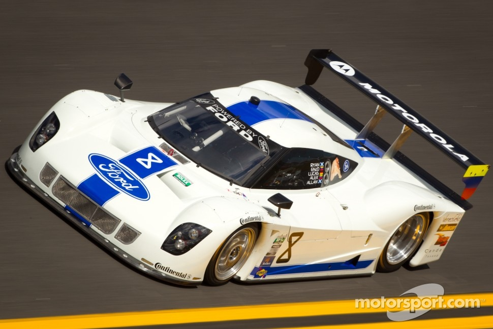 #8 Starworks Motorsport Ford Riley: Ryan Dalziel, Lucas Luhr, Allan McNish, Alex Popow, Enzo Potolicchio