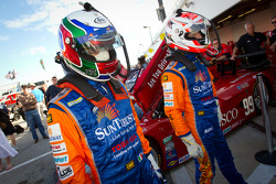Max Angelelli and Ryan Briscoe